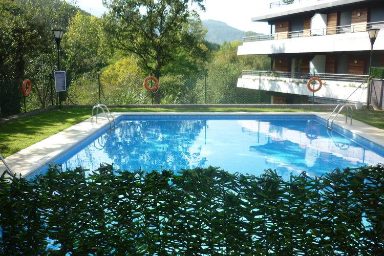 Appartement met zwembad met wifi  Het Groene SpanjeLa Peña