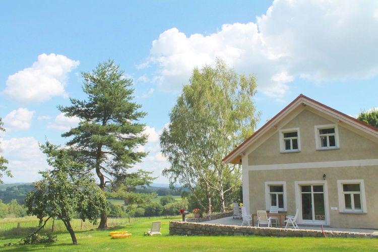 Tsjechie | West-Bohemen | Vakantiehuis te huur in Milire   met wifi 8 personen