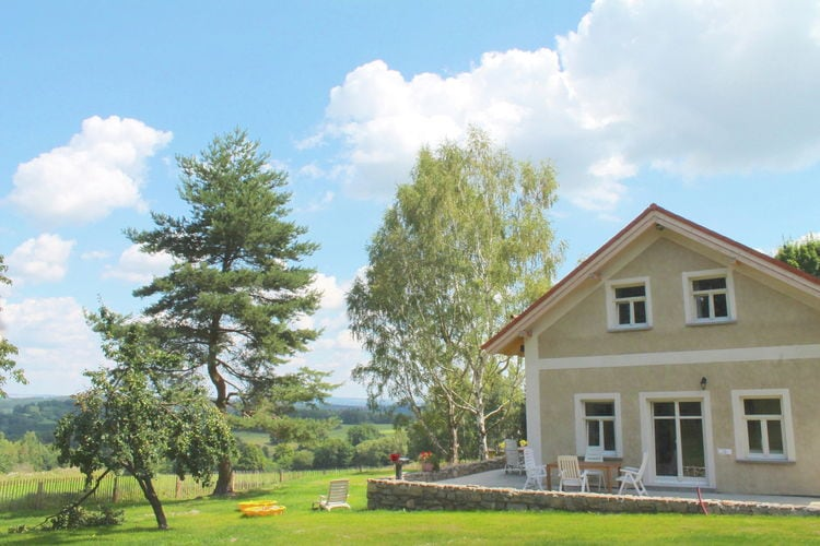 Tsjechie / West-Bohemen | Vakantiehuis  met wifi  - Milire  Borovice