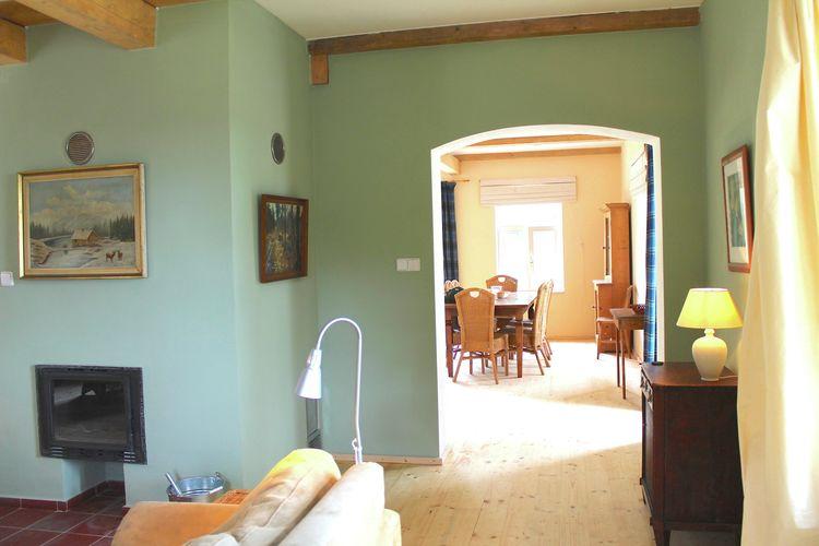 vakantiehuis Tsjechië, West-Bohemen, Milire vakantiehuis CZ-34701-08