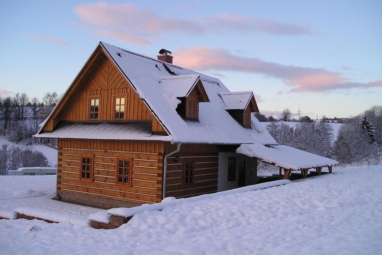 Vakantiewoning Tsjechië, Reuzengebergte - Jzergebergte, Stupna - Vidochov vakantiewoning CZ-00369-01