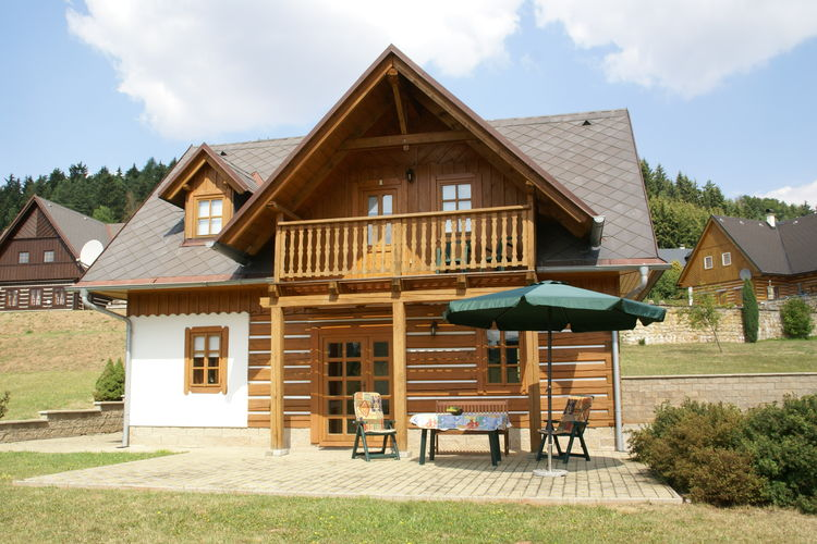 Vakantiehuizen Tsjechie | Reuzengebergte-Jzergebergte | Vakantiehuis te huur in Stupna-Vidochov   met wifi 6 personen