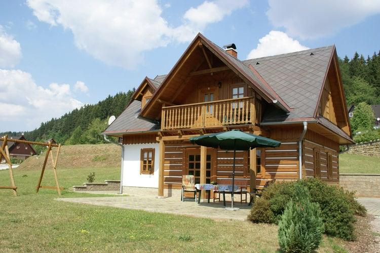 vakantiehuis Tsjechië, Reuzengebergte - Jzergebergte, Stupna - Vidochov vakantiehuis CZ-00369-01