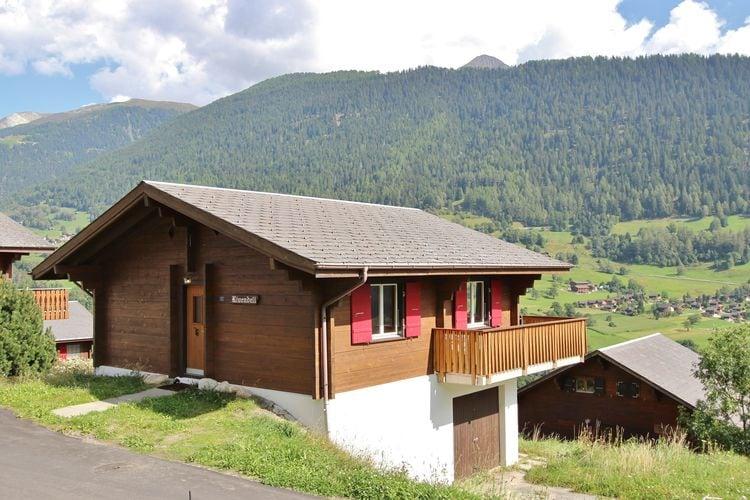 Chalet Zwitserland, Jura, Fiesch Chalet CH-3984-68