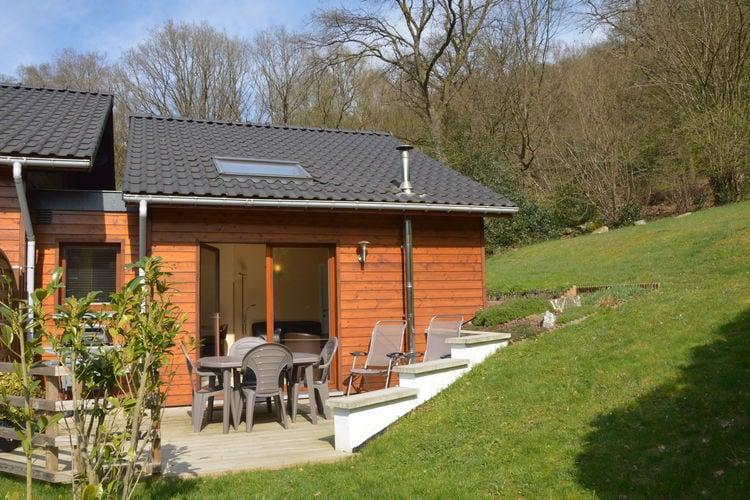 Vakantiehuizen Belgie | Luik | Vakantiehuis te huur in Aywaille   met wifi 2 personen