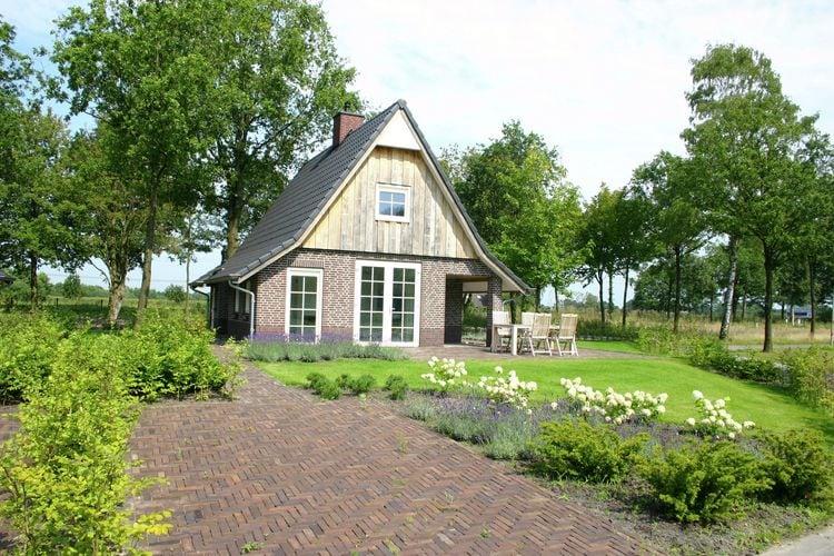 Villas Nederland | Overijssel | Villa te huur in Hellendoorn met zwembad  met wifi 6 personen