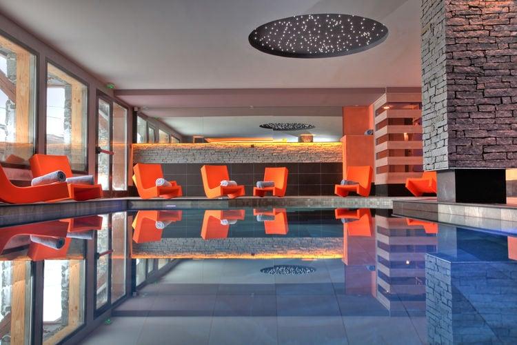 Frankrijk   Rhone-alpes   Appartement te huur in Val-Thorens met zwembad  met wifi 6 personen
