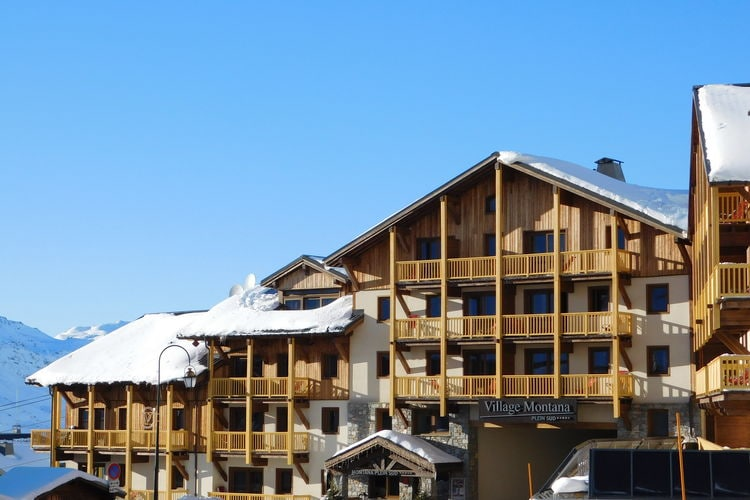 Village Montana Plein Sud 3 - Apartment - Val Thorens