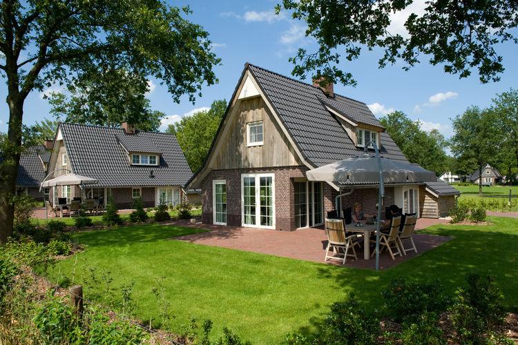 Vakantiehuizen Nederland | Overijssel | Villa te huur in Hellendoorn met zwembad  met wifi 6 personen