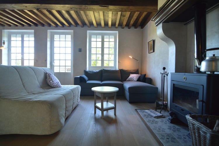 Vakantiehuizen Frankrijk | Bourgogne | Vakantiehuis te huur in Montigny-En-Morvan   met wifi 8 personen
