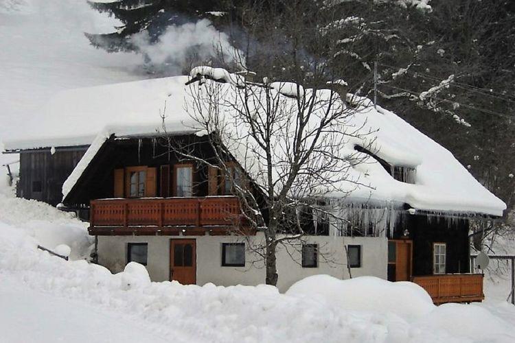Vakantiehuizen Oostenrijk | Kaernten | Chalet te huur in Prebl   met wifi 12 personen