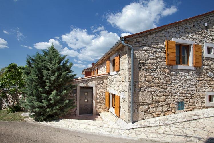 vakantiehuis Kroatië, Istrie, Barban vakantiehuis HR-52207-13