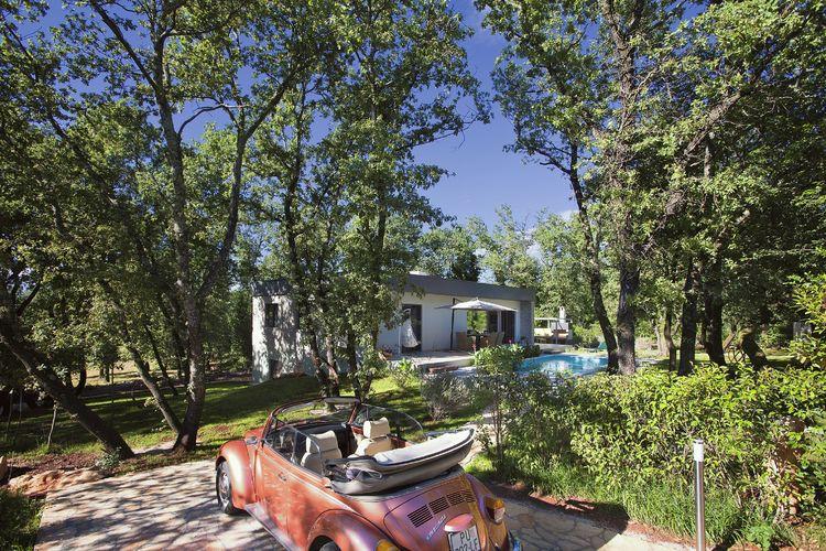 Villa Kroatië, Istrie, Umag Villa HR-52470-24