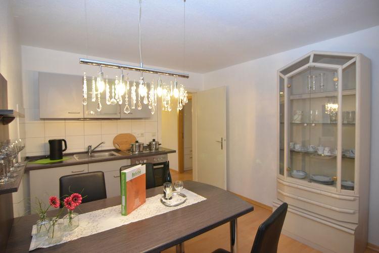 Appartement Duitsland, Sauerland, Meschede Appartement DE-59872-38