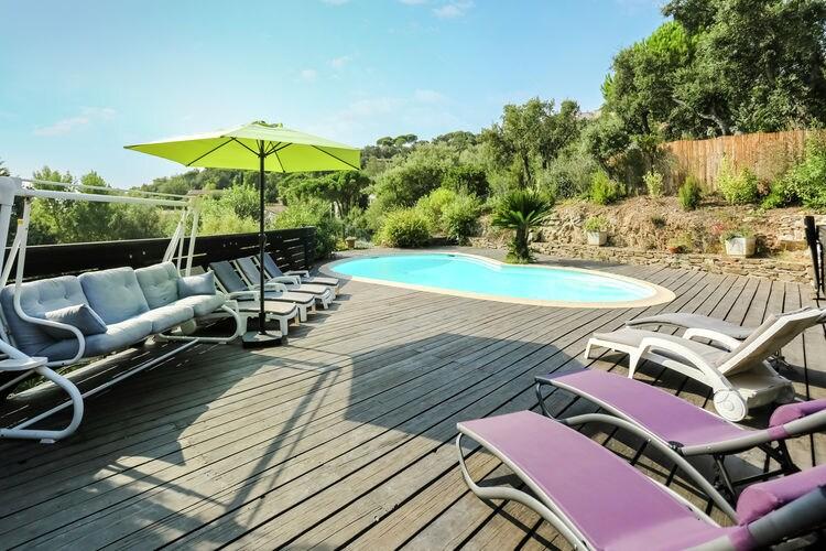 vakantiehuis Frankrijk, Provence-alpes cote d azur, Sainte-Maxime vakantiehuis FR-83120-75