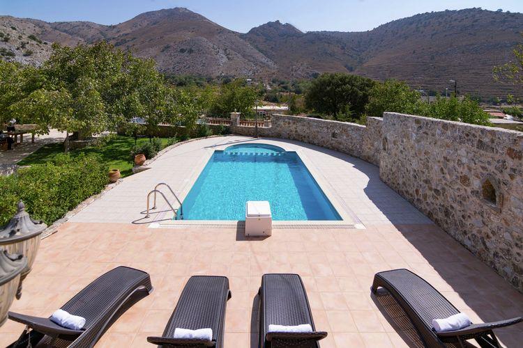 Vakantiewoning Griekenland, kreta, Imbros Sfakion Villa GR-73011-01