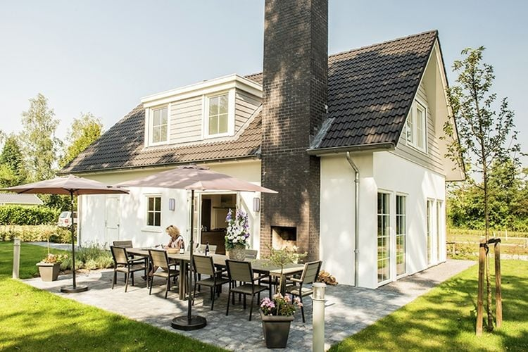 vakantiehuis Nederland, Noord-Brabant, Baarle-Nassau vakantiehuis NL-5111-09