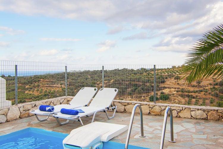 Villa Griekenland, kreta, Agia Triada Villa GR-74100-40