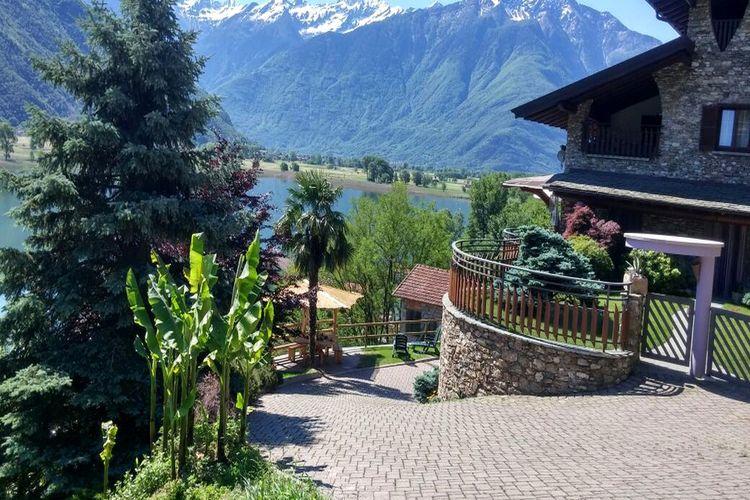 Vakantiewoning Italië, Italiaanse Meren, Sorico Appartement IT-22010-134