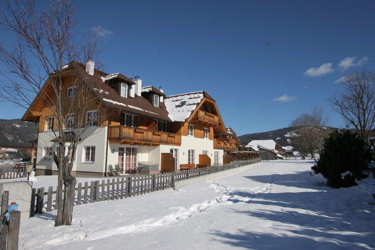 Vakantiehuizen Oostenrijk | Salzburg | Appartement te huur in Sankt-Margarethen-im-Lungau   met wifi 10 personen