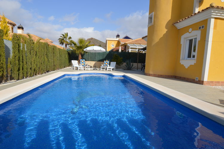 vakantiehuis Spanje, Costa Calida, Mazarrón vakantiehuis ES-30879-03
