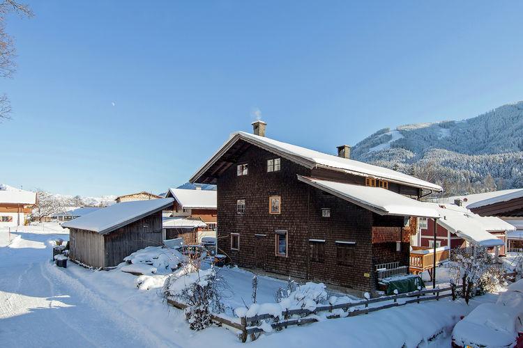 Bio-Appartement Cavada - Chalet - Brixen im Thale