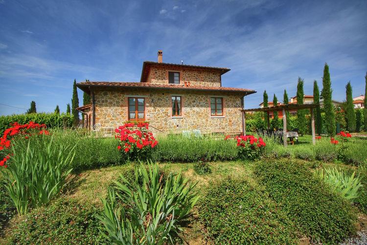 vakantiehuis Italië, Toscana, Lucignano vakantiehuis IT-52046-08