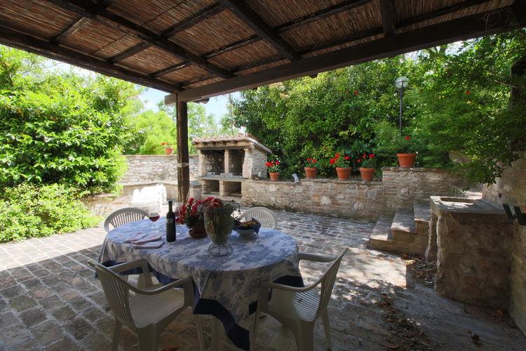 Ferienhaus Pontone (1379270), Cagli, Pesaro und Urbino, Marken, Italien, Bild 22