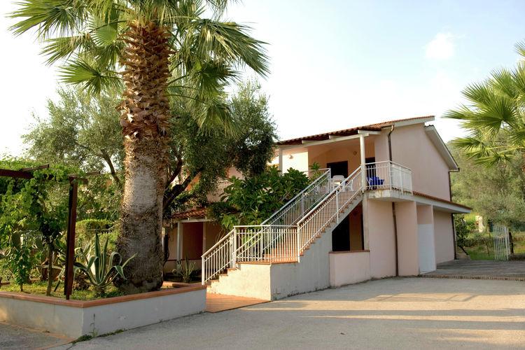 Vakantiehuizen Italie | Campania | Vakantiehuis te huur in Palinuro met zwembad  met wifi 6 personen