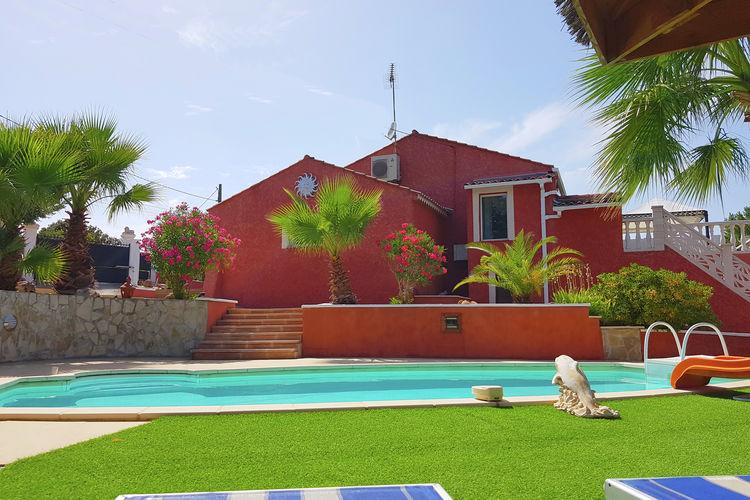 Vakantiehuis met zwembad met wifi  Roquebrune-sur-ArgensVilla la Grande Palmeraie