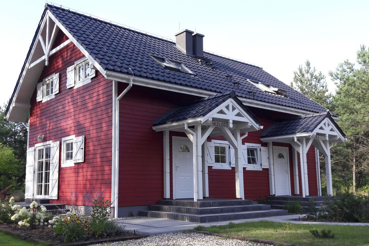 Vakantiehuis    Powałczyn  Scandinavian style house