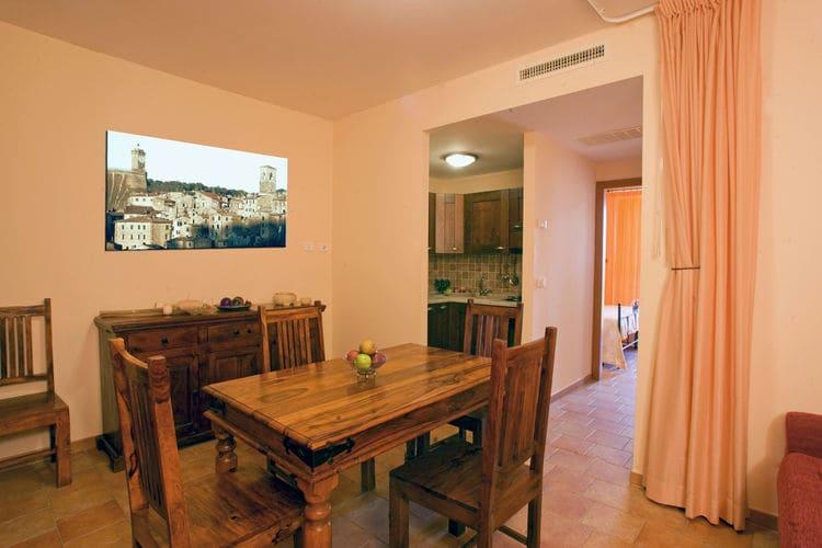 vakantiehuis Italië, Toscana, Sorano vakantiehuis IT-58010-20