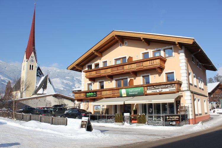 Vakantiehuizen Oostenrijk | Tirol | Appartement te huur in Uderns   met wifi 13 personen