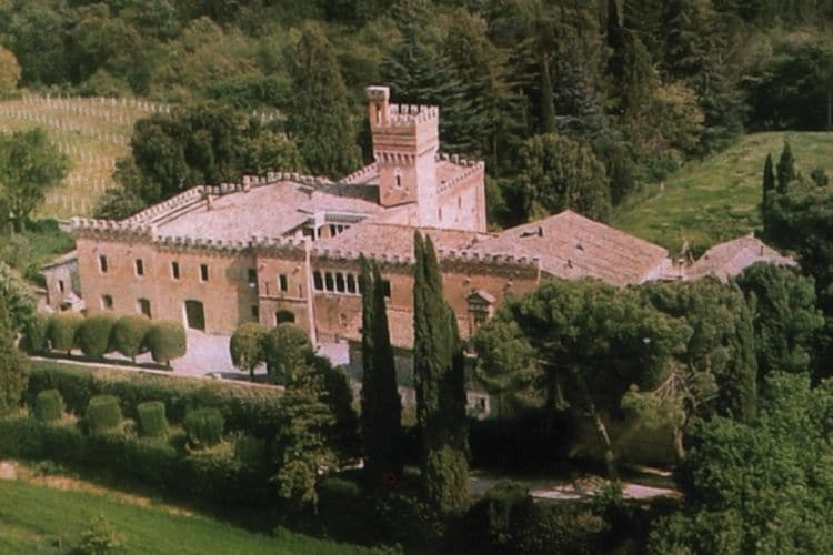 Castello  Tuscany Elba Italy
