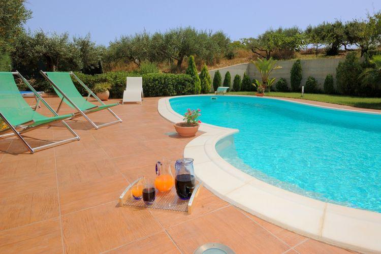 vakantiehuis Italië, Sicilia, Buseto Palizzolo vakantiehuis IT-91012-08