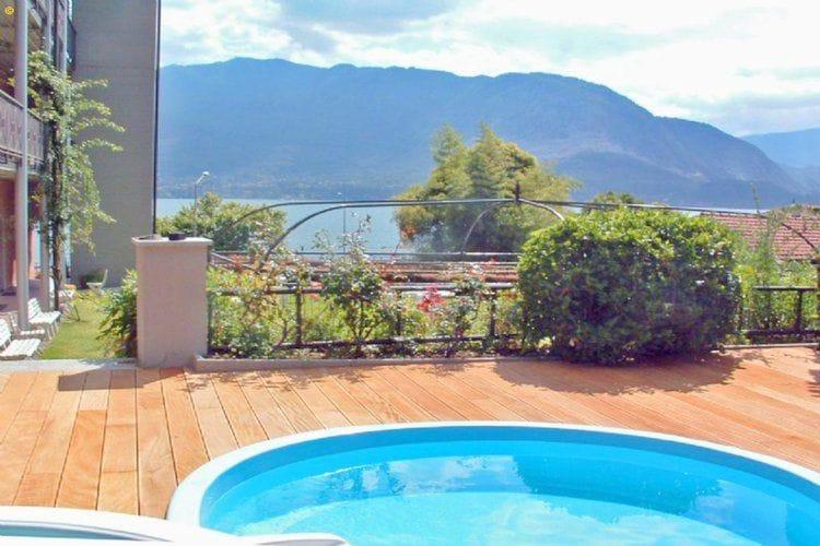 Appartement met zwembad met wifi  Italiaanse MerenTre Ponti Studio