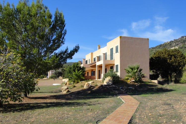 Vakantiehuizen Es-Cubells-san-Josep-de-sa-Talalla te huur Es-Cubells/-san-Josep-de-sa-Talalla- ES-07839-24 met zwembad  met wifi te huur