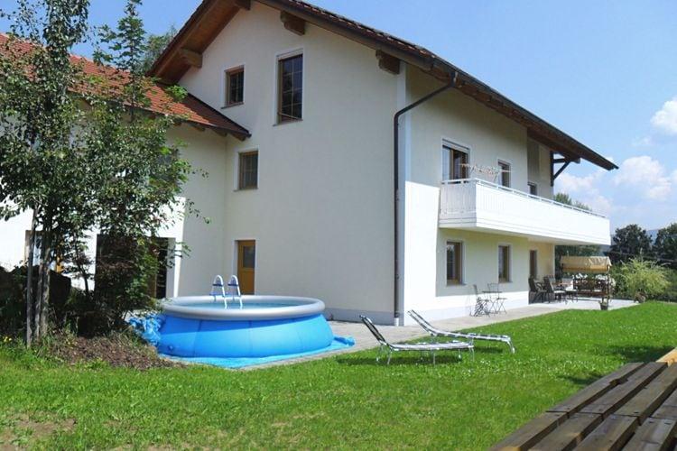 Duitsland | Beieren | Appartement te huur in Prackenbach-ot-Tresdorf met zwembad  met wifi 4 personen