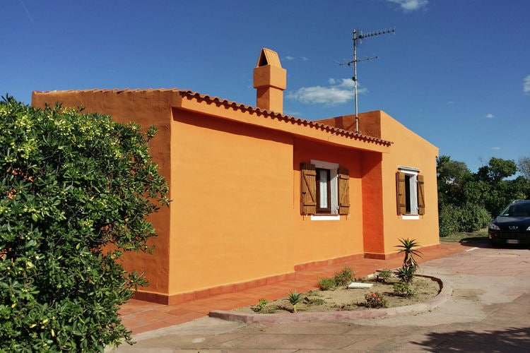 Villa Tamara  Sardinia Italy
