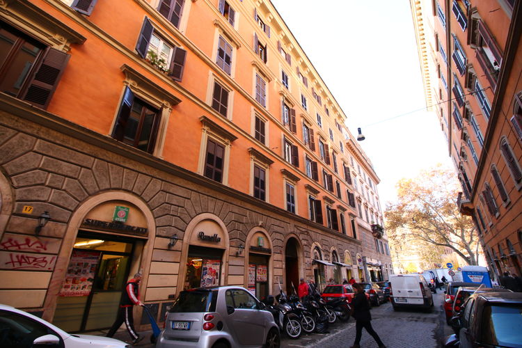 Roma Vakantiewoningen te huur Appartement met wifi in de leukste wijk van Rome: Trastevere!