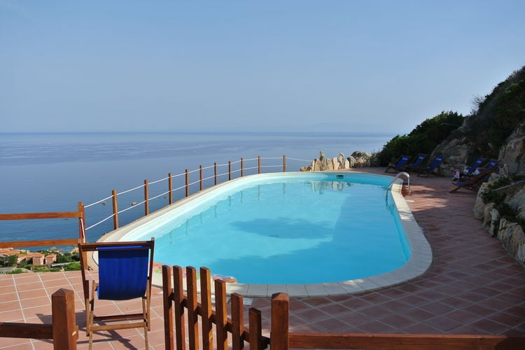 Villas Italie | Sardegna | Villa te huur in Trinita-DAgultu met zwembad  met wifi 6 personen