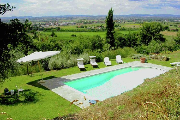 Villa Italië, Toscana, Cortona Villa IT-52044-130