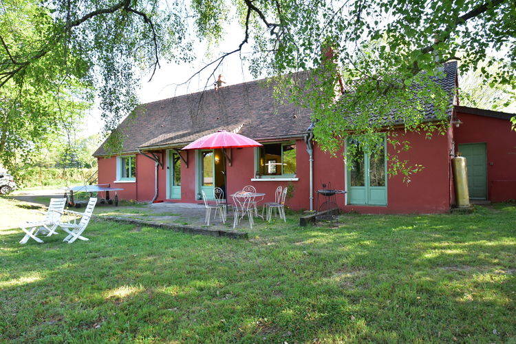 vakantiehuis Frankrijk, Bourgogne, La Nocle Maulaix vakantiehuis FR-05521-01