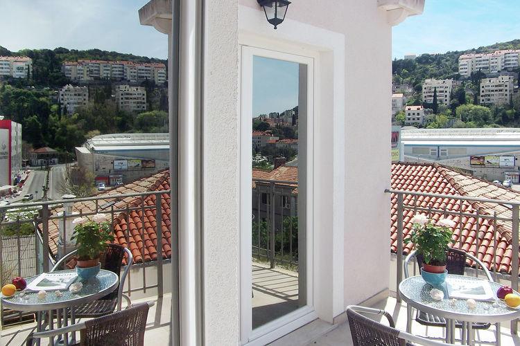 Appartement Kroatië, Dalmatie, Dubrovnik Appartement HR-20000-14