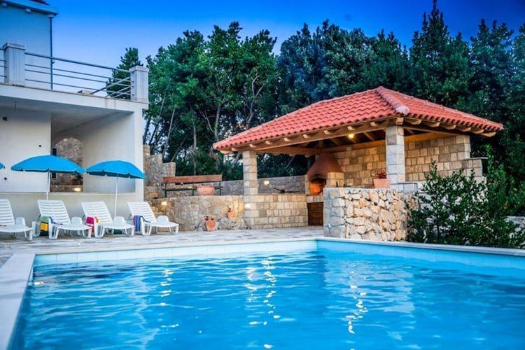 vakantiehuis Kroatië, Dalmatie, Čilipi vakantiehuis HR-00401-01