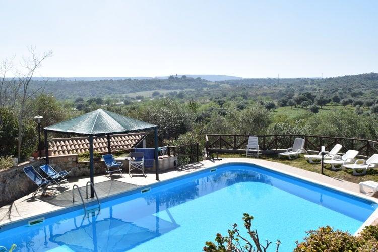 Italie / Sicilia | Villa met zwembad   - Siracusa  Casa Monti Iblei
