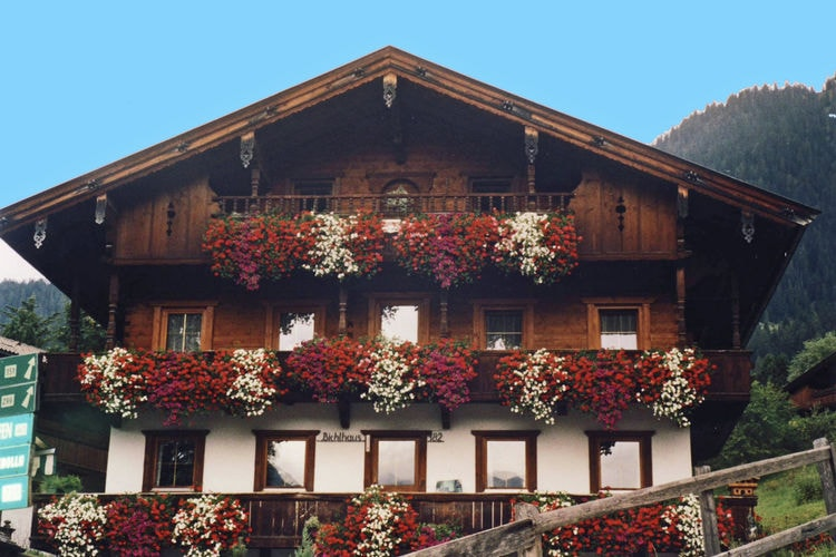 Bichlhaus - Apartment - Alpbach