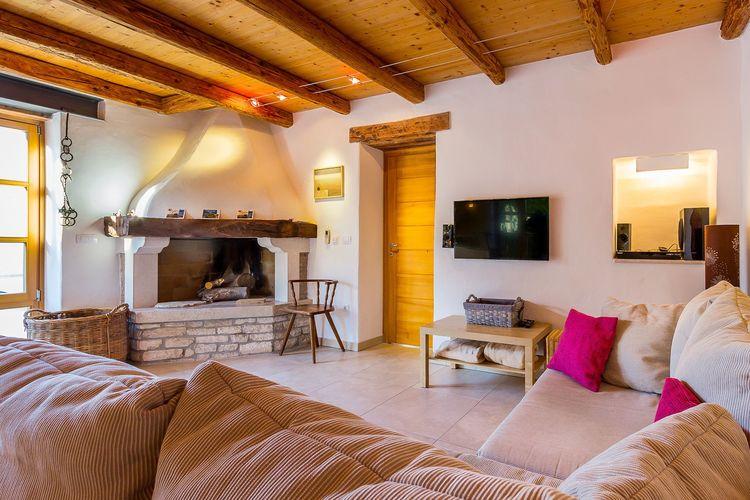 Villa Kroatië, Istrie, Sisan Villa HR-52100-91