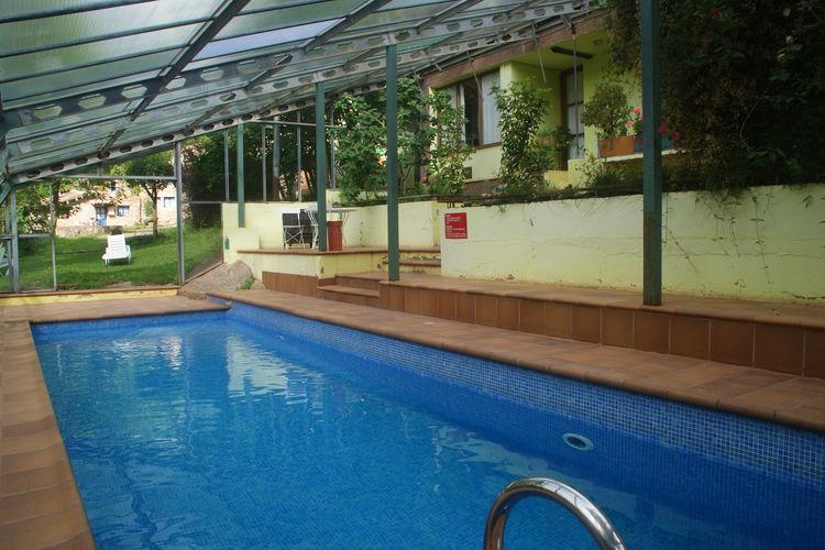 vakantiehuis Spanje, Catalunia, Riudaura vakantiehuis ES-17179-07