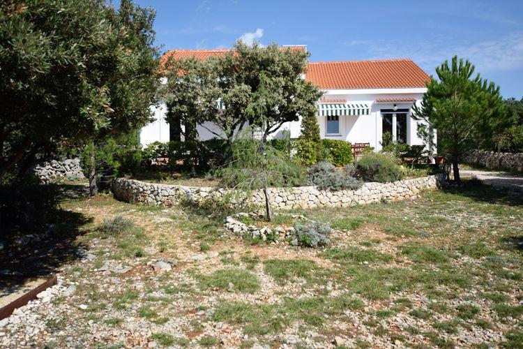 vakantiehuis Kroatië, Dalmatie, Mandre vakantiehuis HR-23251-02